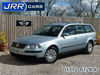 Volkswagen Passat by JRR Cars Ltd, Longton, Preston, Lancashire