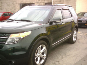 2013 Ford Explorer Limited Financing available