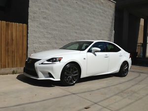 PERFECT!! 2014 Lexus IS 350 F- Sport AWD Sedan