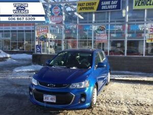 2018 Chevrolet Sonic LT  - Low Mileage