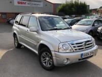 2004 Suzuki Grand Vitara 2.7 V6 24v XL-7 Estate 5dr (7 Seats)