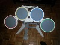 Drum Rockband Wii à Échangé contre un Drum OU Guitar Playstation