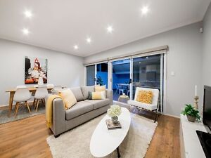 Near new 3x2.5 townhouse with courtyard, balcony in Hamilton Hamilton Brisbane North East Preview