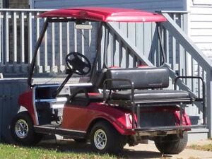 SAVE up to $100/Week on Golf Cart Rental Sherkston Shores Beach