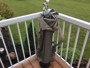 Sports ELITE  GOLF  BAG AND CLUBS