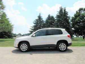 2010 Volkswagen Tiguan 4Motion- CERTIFIED w/ WARRANTY!!  $8950