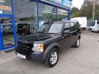 2006 LAND ROVER DISCOVERY 3 TDV6 7 SEATS *NO VAT* ESTATE DIESEL
