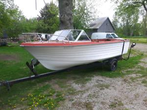 18 ft inboard/outboard