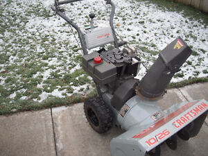 SNOWBLOWER - I have a few - SNOW BLOWER