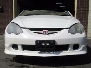 Jdm Acura Rsx Type R Front End Conversion JDM DC5 Front Clip