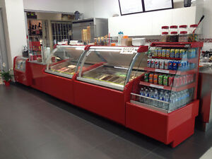 Fish cases, Pastry cases, Deli cases, Open cases, Gelato cases. Yellowknife Northwest Territories image 7
