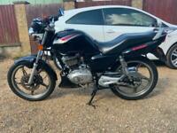 Suzuki EN 125-2A - 2012 - 24425miles - 12 months mot - £1395