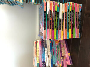 Young adult books- My Sister The Vampire Books-16 in total