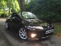 2008 Honda Civic 2.0i-VTEC Type R GT, 57k Miles Only,2F/KEEPERS,RED SEATS