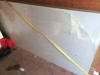 Shower tile panel 8ft X 4ft new and unused x2