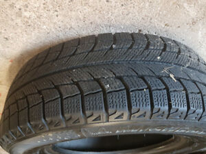 Michelin X-ice Tires for sale.