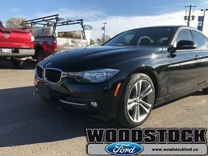 2016 BMW 3 Series 320i xDrive   320I X-DRIVE, RED LINE, TINTED W