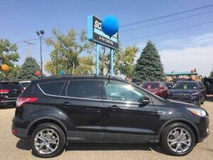 2013 Ford Escape SEL  4x4 w/ Leather, Sunroof, NAV