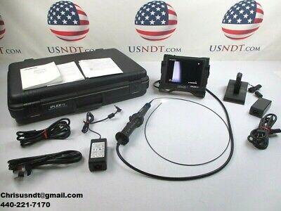 Olympus Iplex Tx Iv8200t 2mm48 Industrial Videoscope Ndt Flaw Detector Ge