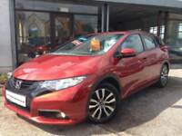 2014 (14) Honda Civic 1.6TD (118bhp) Tourer SE Plus (Finance Available)