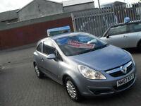 Vauxhall/Opel Corsa 1.2i 16v 2008MY Life