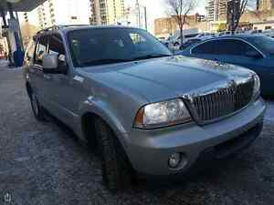 2005 Lincoln Aviator Very Low Km Loaded!!!