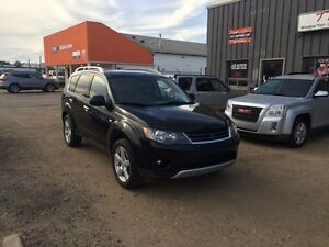 2007 Mitsubishi Outlander AWD XLS 7pass $7900