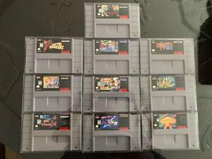 Rare Super Nintendo Games