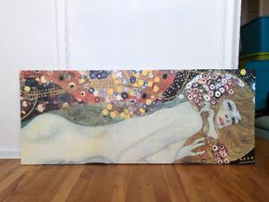 Tableau - Gustav Klimt - Reproducion