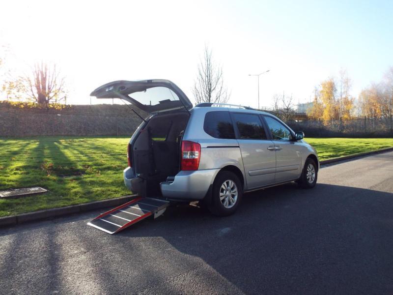 Kia Sedona 2.2CRDi auto 2 WAV Wheelchair Accessible