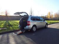 Kia Sedona 2.2CRDi auto 2 WAV Wheelchair Accessible Vehicle Converted Car
