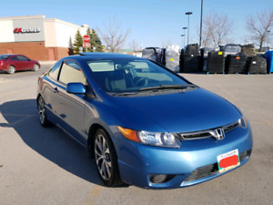 2007 Honda Civic EX Sunroof Command Starter Winter tire