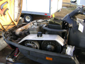 ***583 SKI-DOO ENGINE TO FIT F, & S-CHASSIS***