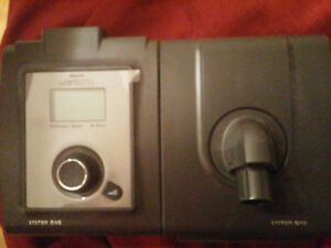 Phillips Respirons CPAP with humidifier