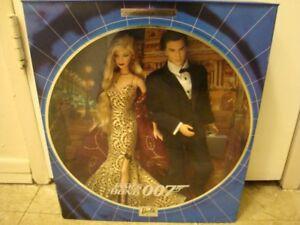 Barbie & Ken  [James Bond 007] Collector Edition Dolls