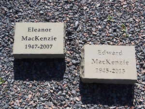 Custom Made Sandstone Monuments and Headstones