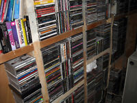 CD's $4 each MASSIVE Collection
