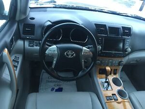 2008 TOYOT HIGHLANDER AWD NAVIG LEATHER AUTO CERTIFIED & E-TEST London Ontario image 7