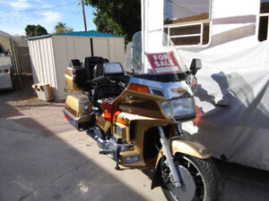 Limited Edition '85 Gold wing
