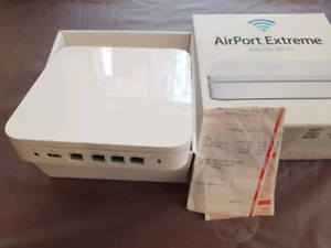 Apple airport extreme Wi-Fi router NIB