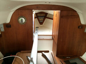 C&C 25 (Voilier) Sailboat, 6,399$ if sold before December! West Island Greater Montréal image 7