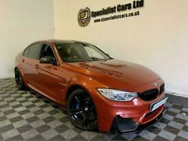 image for 2015 BMW 3 Series 3.0 M3 4DR SEMI AUTOMATIC Saloon Petrol Automatic