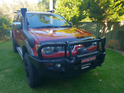 Mitsubishi Triton GLXR 4x4 2008 re-conditioned engine ONLY3000 km Green Point Great Lakes Area Preview