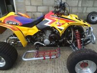 Race quad, supermoto, banshee beater