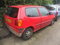 Volkswagen Polo 1.4CL 1999 Breaking for Parts