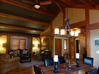 Custom Timber-frame Home For Sale in Abbotsford