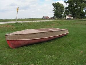 antique wood boats Sarnia Sarnia Area image 6