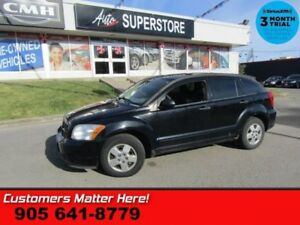 2007 Dodge Caliber SE  AS IS (UNCERTIFIED) AS TRADED IN