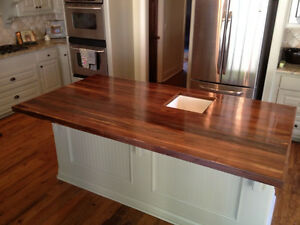 Butcher Block Counter Tops