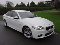 BMW 5 SERIES 520D M SPORT 2013/63